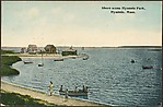 Shore scene Hyannis Park,  Hyannis, Mass.