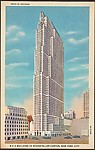 RCA Building in Rockefeller Center, New York City.