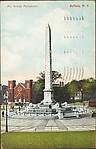 Mc. Kinley Monument. Buffalo, N.Y.