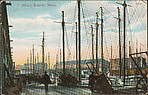 T. Wharf, Boston, Mass.