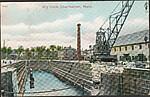 Dry Dock, Charlestown, Mass.