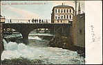 Main St. Bridge and Falls, Pawtucket, R.I.