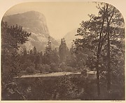 The Lake at the Foot of Half Dome