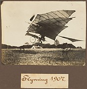 Flyvring 1907.