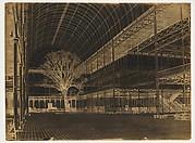 Crystal Palace, Hyde Park, Transept