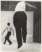 Handball Players, Lower East Side, NY