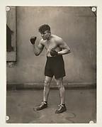 Der Boxer Heinz Heese