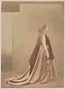 Reine d'Etrurie (colorieè)