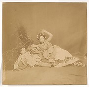 [Royal Children in Tableau of the Seasons]