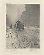 Winter - Fifth Avenue