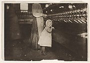 Ivey Mill, Hickory, N.C. Little one, 3 years old, who visits and plays in the mill. Daughter of the overseer.