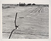 Abandoned Farm in the Dustbowl, Coldwater District, near Dalhart, Texas, June