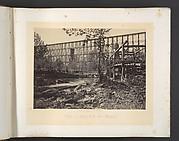 Trestle Bridge at Whiteside