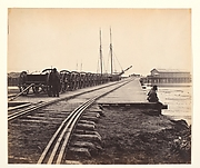 [Ordnance Wharf, City Point, Virginia]