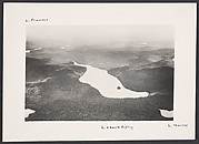 [Lake Frances, Lake Ozark Ripley and Lake Charles, Louisiana from the Air]