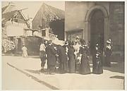 Street Scene, La-Queue-en-Brie (Val-de-Marne)