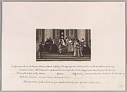 Presentation of the Prince Imperial, Compiègne
