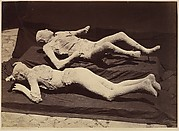 [Plaster Casts of Bodies, Pompeii]