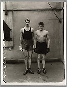 Boxers. Paul Röderstein and Hein Hesse. Köln.