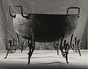 [Etruscan Cauldron of the 7th Century B.C.]