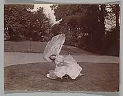 Loie Fuller Dancing