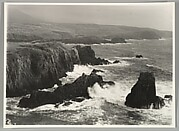 Atlantic Waves Beat against the West Coast of Lewis at Mlanghursta