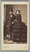 [Napoleon III and Empress Eugenie]