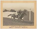 Windsor Sept. 1923. Triple Dead Heat, Dinkie, Dumas & Marvex