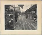 [Interborough Rapid Transit (IRT) Construction, Flatbush Avenue, Brooklyn, New York]