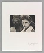 Udasin Boy Baba and Guru, Allahabad, India