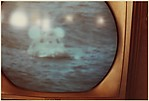 [Three Studies of a Television Set: Apollo 13 Splashdown]