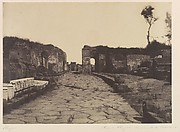 [Pompeii, Pompey's Lane (or Street of Pompeii), Tomb Monument of Mamia]