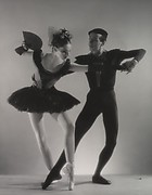 Tanaquil Le Clercq and Jerome Robbins in