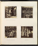 [Assyrian Court, Facade Towards the Nave; Elevated View of Assyrian Court; Greek and Roman Sculpture Court; The Three Graces]