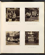 [View in Court of Christian Monuments; Views of Greek and Roman Sculpture Court]