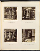 [Façade, Views, and Entrance Loggia of the Renaissance Court]