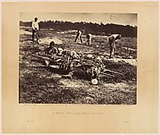 A Burial Party, Cold Harbor, Virginia.