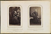 [Carte-de-Visite Album of British and European Royalty]