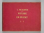 Voyage en Orient et en Espagne Vols 3 & 4 [bound together]