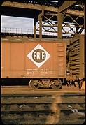 [155 Studies of Railroad Car Insiginias, For Fortune Article