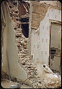 [40 Views and Details of Demolition Sites, Portraits of Wreckers, New York City, for Fortune Article