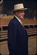 [59 Portraits of H. E. Simpson of Baltimore & Ohio Railroad, for Fortune Business Executive Profile]