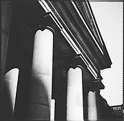 [141 Architectural Studies of Pennsylvania Station, New York City, Including Four Rural Studies of a Barn, Commissioned by <i>Life</i> Magazine for