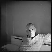 [24 Portraits of Walker Evans (12) and Virginia Hubbard (12)]