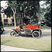 [60 Views of Antique Car Rally in Grand Rapids, Michigan for Sports Illustrated Article]