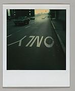 [Street Lettering: