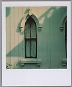 [Window of White Clapboard House]