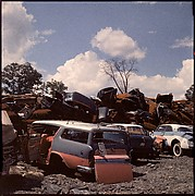 [192 Views of Junked Cars for Fortune Article