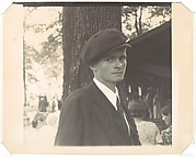 [Young Man in Cap, Independence Day, Terra Alta, West Virginia]