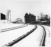 [Railroad Tracks and Depot]